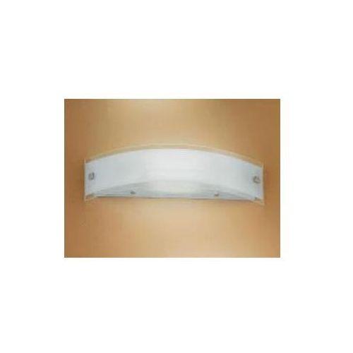 Kinkiet mille biały- nikiel 350 1 x 120 w, 1003 marki Linea light