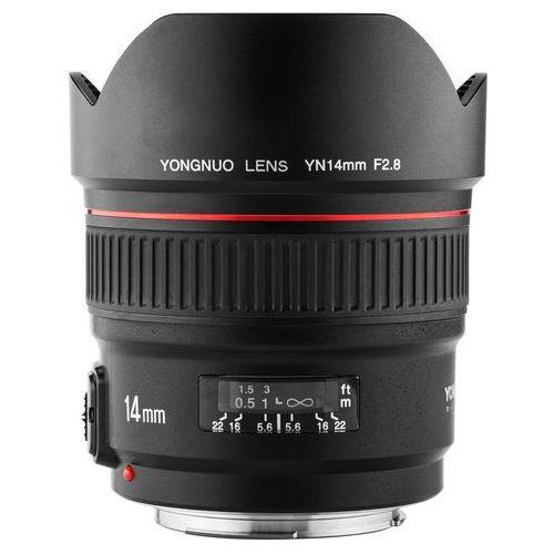 Yongnuo YN 14mm f/2.8 Canon EF, OB YN 14MM F2.8 (CANON)