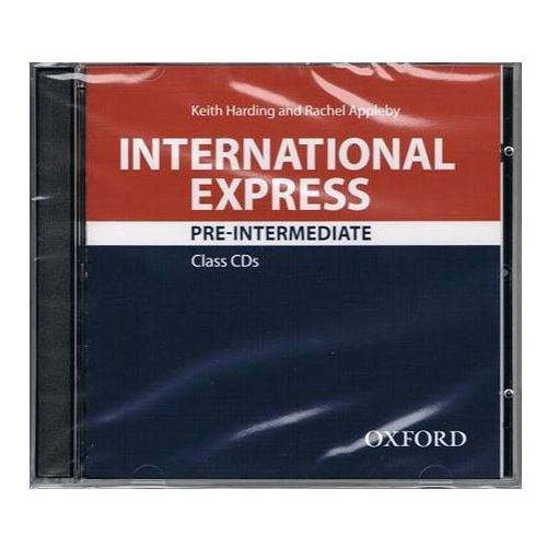 International Express Third Edition Pre-Intermediate Class Audio CDs(2)