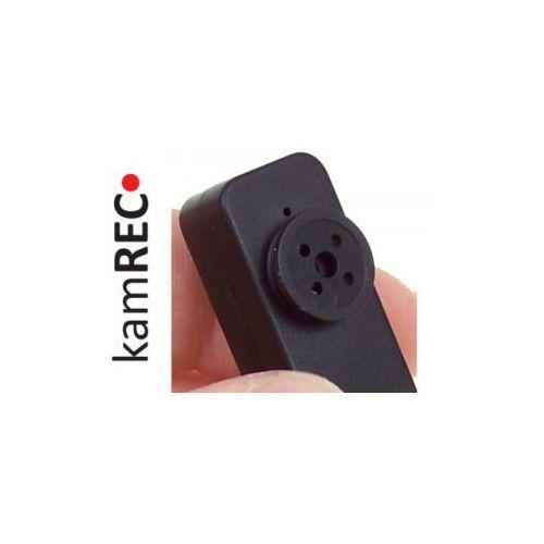 Kamrec Kamera szpiegowska w guziku 720x480