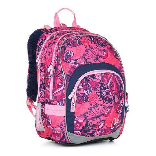 Topgal Plecak szkolny chi 871 h - pink (8592571008346)
