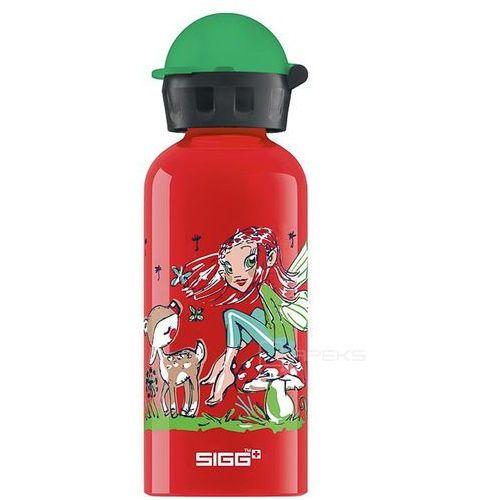 kids fairy world butelka / bidon 0.4l dla dzieci - fairy world marki Sigg