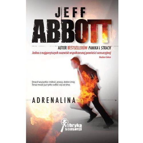 Adrenalina - Jeff Abbott (9788376706221)