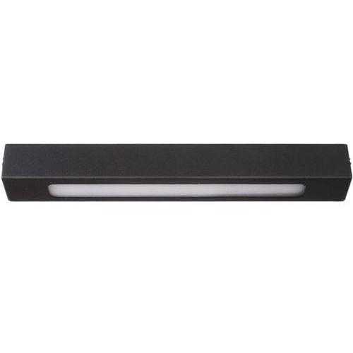 Sigma Plafon lampa sufitowa futura steel 32748 prostokątna oprawa led 5w listwa belka czarna (5902335269013)
