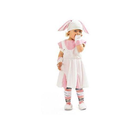 Kostium króliczek - sukienka - l - 134/140 cm marki Gam