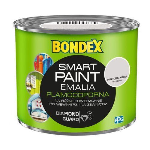 Emalia akrylowa Bondex Smart Paint po nitce do kłębka 0,5 l