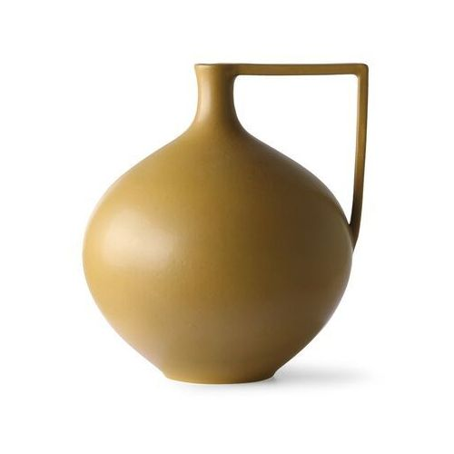 ceramiczny dzbanek musztardowy rozmiar l ace6950 marki Hkliving