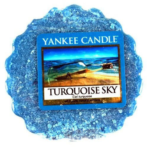 Wosk zapachowy - Turquoise Sky - 22g - Yankee Candle