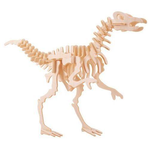 Łamigłówka drewniana Gepetto - Ornitomim (Ornithomimus), AU_5425004731555