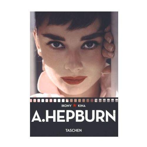 Audrey Hepburn. Ikony kina, Taschen