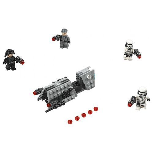 Lego STAR WARS Imperialny patrol imperial patrol battle pack 75207