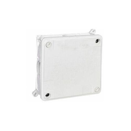 Puszka n/t 125mm 125x 45mm tworzywo ip20 biały pk-4 83027006 marki Przedsiębiorstwo simet s.a.