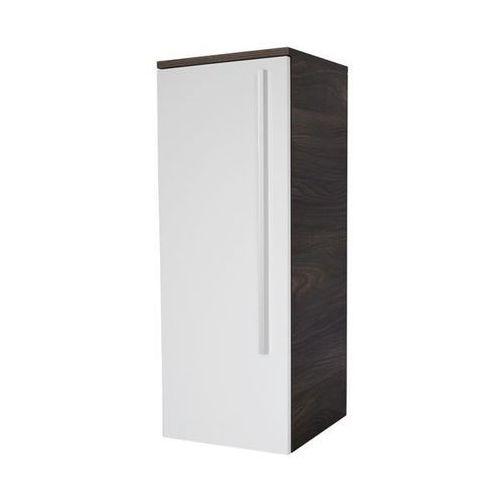 Fackelmann Yega szafka wisząca dolna 74033, 74043 - biały wysoki połysk \ 31 cm