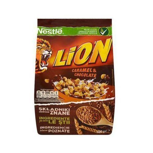Nestle 500g lion płatki śniadaniowe