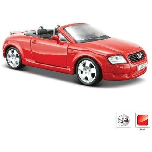 Samochód Audi TT Roadster skala 1:24 (0090159319788)