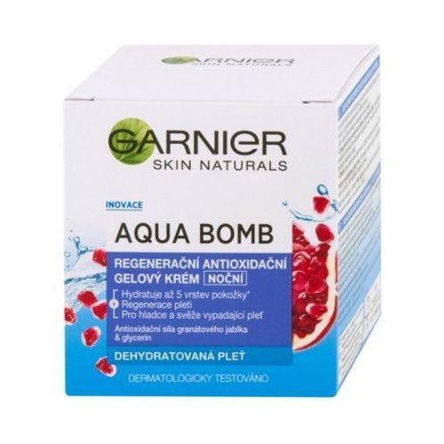 skin naturals aqua bomb regenerujący antyutleniający żelowy krem na noc 50 ml marki Garnier