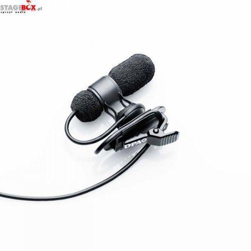 Dpa 4080 - bm - d:screet, mikrofon lavalier, czarny