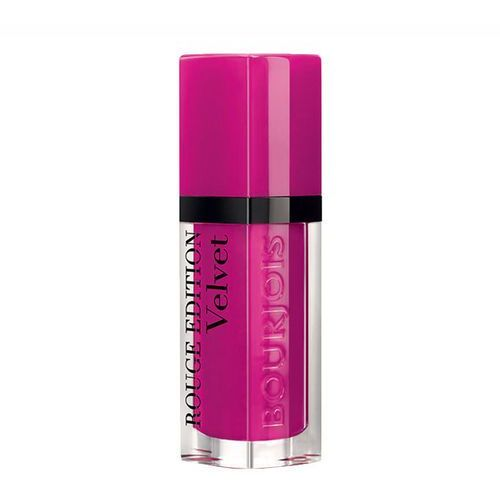 Bourjois  rouge edition velvet mat pomadka do ust 06 pink pong 7,7ml (3052503260617)