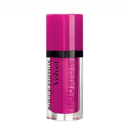 Bourjois Rouge Edition Velvet szminka w płynie z matowym wykończeniem odcień 06 Pink Mat 7,7 ml
