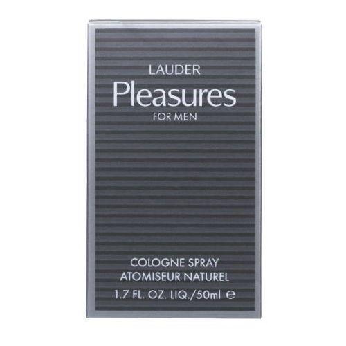 pleasures for men woda kolońska 50 ml dla mężczyzn marki Estée lauder