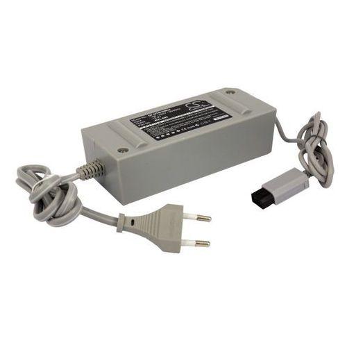 Nintendo RVL-002 zasilacz sieciowy 12.0V (Cameron Sino), DF-NTW100EU