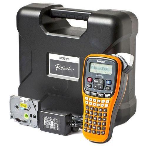 Brother PTE100VP - produkt z kat. drukarki termiczne i etykiet