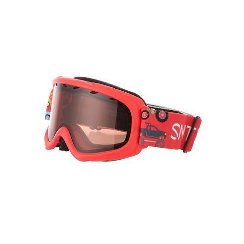 Smith Optics GAMBLER AIR Gogle narciarskie firetranspor, M006352E4998K