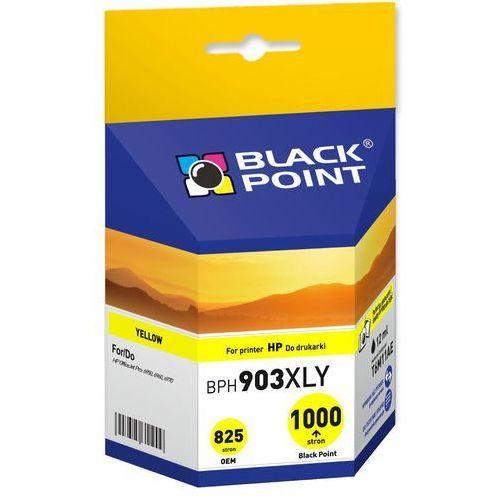 Tusz Black Point zamiennik do HP 903XL (T6M11AE) - Żółty (12 ml)