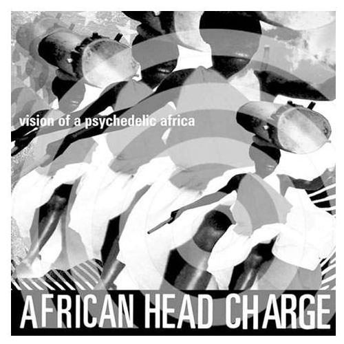 African Head Charge - Vision Of A Psychedelic Africa [Wyprzedaż - Wiosna 2014], 4809029