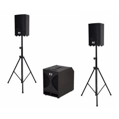 - sub-sat 400d zestaw nagłośnieniowy marki Rehard