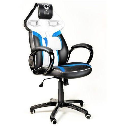 Domator24 Fotel dla gracza diablo x-gamer plus, kategoria: krzesła i fotele biurowe