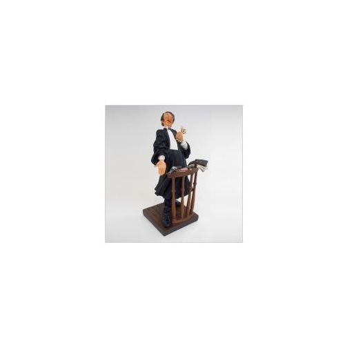 OKAZJA - Figurka adwokat - (fo85501) marki Guilermo forchino