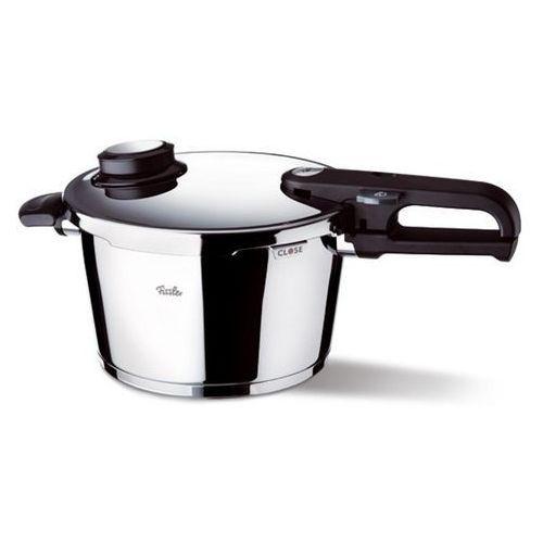 Fissler vitavit premium - szybkowar 4,5 l z wkładem do gotowania na parze - 4,50 l