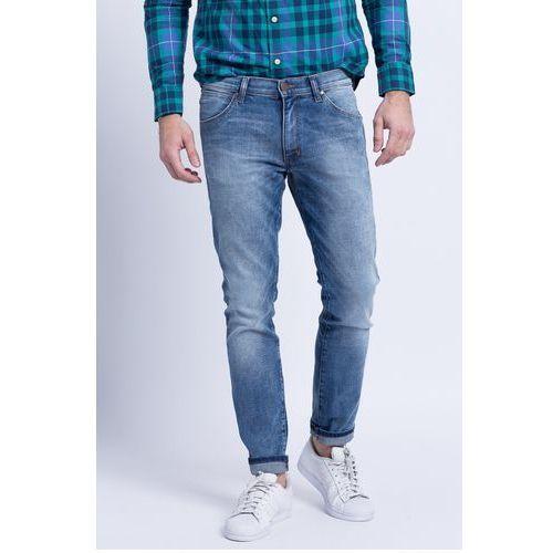 Wrangler - Jeansy Larston Slim Tapered, jeans