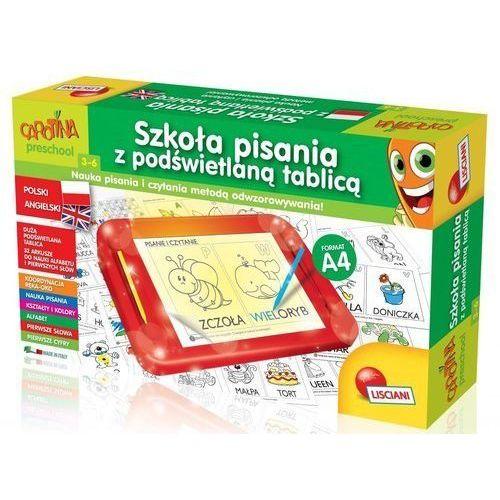 Carotina Szkoła pisania z podświetlaną tablicą (8008324058617)
