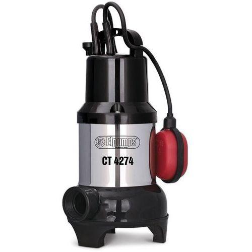 ELPUMPS pompa zanurzeniowa do brudnej wody CT 4274