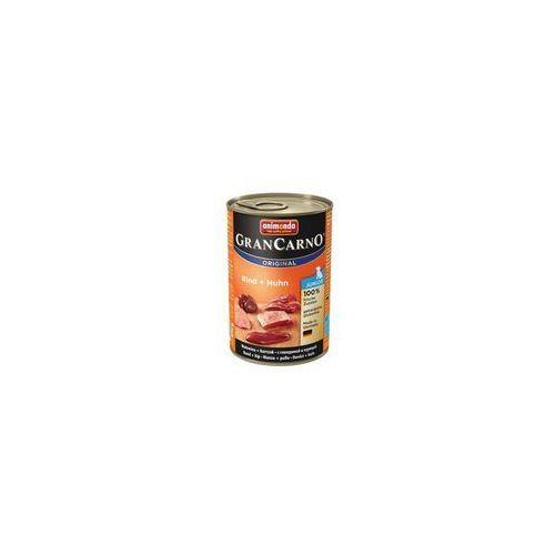 grancarno junior smak: wołowina + kurczak 400g marki Animonda