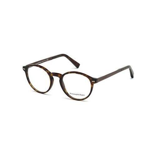 Okulary korekcyjne ez5061 052 marki Ermenegildo zegna