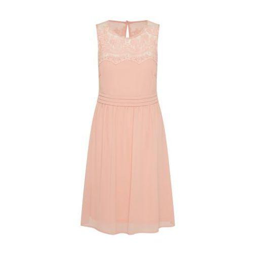 Vero moda sukienka koktajlowa 'vmvanessa' różany