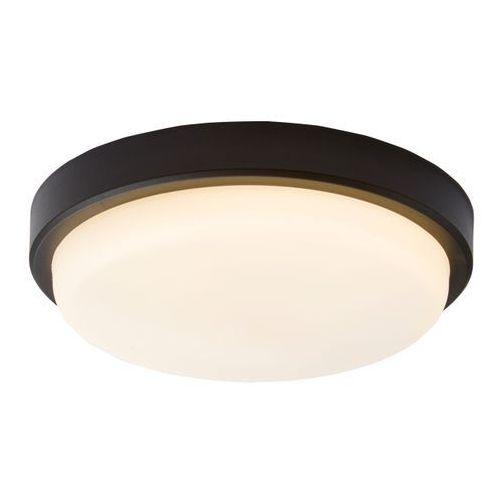 Plafon LED Colours Davenport 2 4000 K 18 cm czarny, AW073