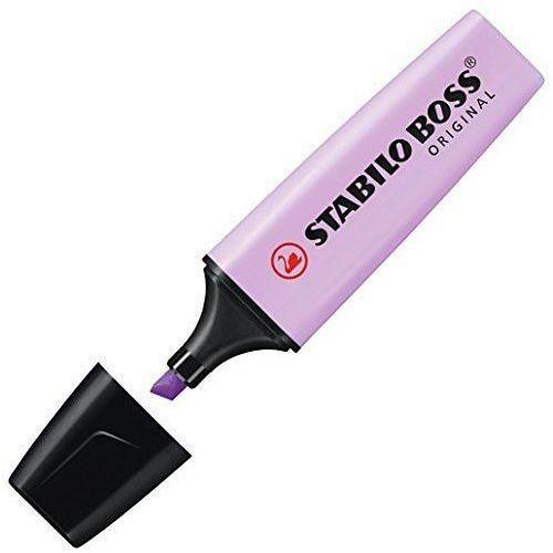 Zakreślacz Stabilo Boss 70/155 pastelowy liliowy