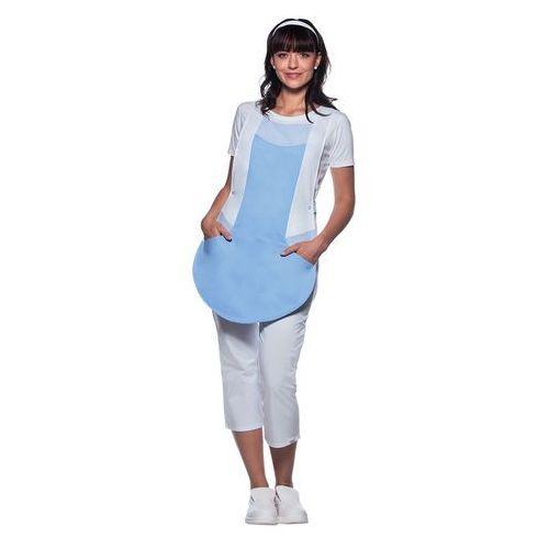 Karlowsky Tunika medyczna bez rękawów, rozmiar ii, jasnoniebieska   , laila
