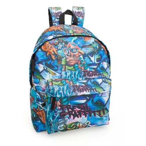 Plecak młodzieżowy Graffiti Delbag