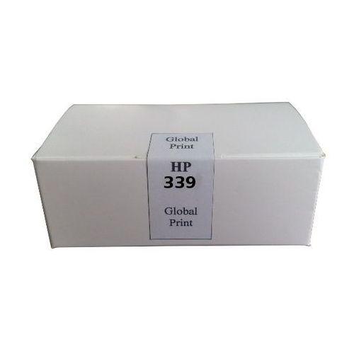 Zastępczy atrament hp 339 [c8767e] balck -  marki Global print