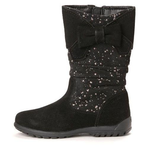 buty dziewczęce 34 czarny wyprodukowany przez Geox