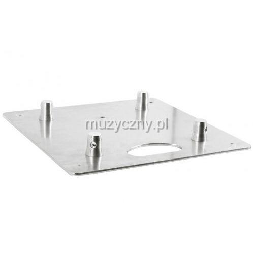 Duratruss  dt column base 40x40 al element konstrukcji aluminiowej podstawa
