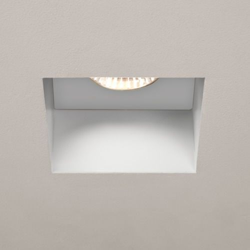 Trimless led fire rated square 5703 biały  marki Astro