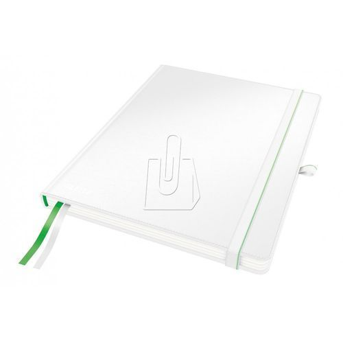 Leitz Notatnik complete w rozmiarze ipada w kratkę biały 44730001 (4002432101832)
