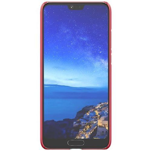 Etui Nillkin Frosted Shield Huawei P20 Pro - Red - Red