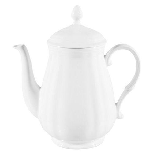 Fine dine Dzbanek na kawę porcelanowy, poj. 1,22 l classic